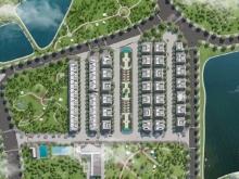 Bán xuất ngoại giao Biệt thự view hồ rộng 7,5ha Elegant Park Villa Long Biên -  LH 0936122125
