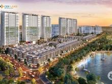 Chung cư Khai Sơn - Mặt Đường 40m - View Hồ Điều Hòa và Công Viên LH:0969628939