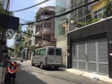 Hẻm xe hơi 7m P Đa Kao, Quận 1, đường Phan Kế Bính, 3 lầu ST, 14,5 tỷ