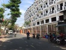 Bán nhà phố mặt tiền trung tâm quận 12, phường Thới An, 1 trệt 1 lửng 3 lầu