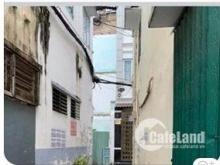 Bán Nhà hẻm Lê Văn Sỹ - Phường 14 - Quận 3 Giá 2.9 tỷ.