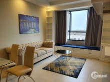 Cho thuê căn hộ 2PN 80m2 The Gold View view mặt tiền Bến Vân Đồn Q4