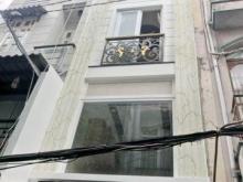 Bán nhà 2 lầu mới đẹp hẻm 140 Lê Quốc Hưng quận 4.