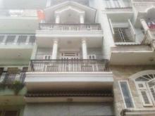 Bán gấp nhà phố 3 lầu, ST mặt tiền hẻm xe hơi Đường Số 25A, P. Tân Quy, Q7.