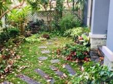 Bán biệt thự Mỹ Thái Phú Mỹ Hưng căn góc 2 mặt tiền 2 lầu dễ decor lại lh Thành 090338368