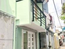 Bán nhà mới 1 lầu hẻm 90 Bông Sao Phường 5 Quận 8