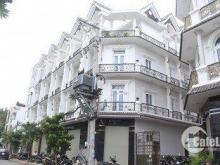 Nhà phố mặt tiền Tạ Quang Bửu quận 8, 1 trệt 3 lầu, 1 sân thượng, đầu tư lợi nhuận cực khủng