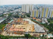 SHOPHOUSE DIAMOND RIVERSIDE (CITY GATE 2), ĐẠI LỘ VÕ VĂN KIỆT QUẬN 8. DT 6X17, 27 TRIỆU/M2