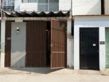 Cần bán nhà 1TR2l 1tum + sân thượng, nhà rất đẹp, đường 8m thông