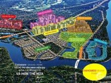 Vinhomes Grand Park  mở bán đợt đầu căn hộ, nhà phố, biệt thự, từ chủ đầu tư Vingroup