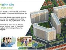 Green Town Bình Tân - Sở Hữu Ngay Trong Năm 2020