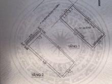 Bán nhà 1 trệt 1 lầu HXH 5,5m đường Đoàn Thị Điểm, p1, Phú Nhuận. Cách Mặt tiền Đường 30m.  -dt: 4 x 10m. công nhận hết. -Nhà 1 trệt 1 lầu hướng Tây Bắc, khu an