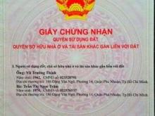 Cần bán nhà Mặt Tiền Nguyễn Đình Chính , P11 , QPhú Nhuận , TPHCM
