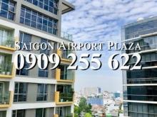 Bán căn hộ nội thất cao cấp 3 phòng ngủ, view đẹp tại Saigon Airport Plaza, quận Tân Bình (Mr Tuan: 0909 255 622)