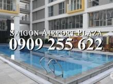 Bán căn hộ 1 PN sang trọng tai Saigon Airport Plaza, quận Tân Bình (Mr Tuan: 0909 255 622)