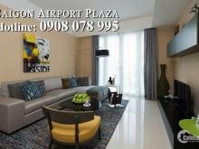 SAIGON AIRPORT PLAZA_Bán gấp CH 2PN,  giá chỉ 4 tỷ quận Tân Bình, nội thất cao cấp. Hotline PKD SSG 0908 078 995 xem nhà ngay