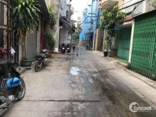 Nhà Hẽm 1/ Khuông Việt, (P Phú Trung), Q Tân Phú, 8x23m, Cấp 4, Giá 10.5 tỷ Tl.