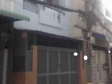 Bán nhà  hẻm  Phú Thọ Hoà  Q.Tân Phú  Dt 4,1m x 13,5m . 1 lầu đúc . Giá 5,2 tỷ TL
