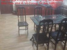 Cho thuê nhà mặt chính đường Nguyễn Trãi, Võ Cường, TP.Bắc Ninh