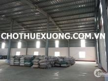 Cho thuê xưởng đẹp tại Đạo Đức Bình Xuyên Vĩnh Phúc DT 3010m2 giá rẻ lhe 0966 398 919