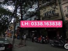 Cho thuê vị trí hot nhà mặt phố Nguyễn Khánh Toàn 205m2x 3 tầng