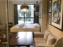 cho thuê căn officetel garden gate 35m2, full nội thất lung linh giá 13 tr/tháng