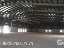Cho thuê kho xưởng Phú Diễn Từ Liêm Hà Nội nhiều DT từ 600m2 đến 1800m2 giá rẻ