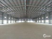 Cho thuê kho xưởng đẹp hiện đại tại Yên Phong Bắc Ninh DT 5004m2