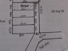 Bán đất 60m2 tại Tổ 8 thị trấn An Dương