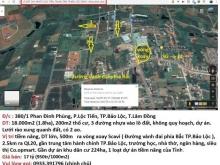 Lô đất duy nhất P.Lộc Tiến rộng 1.8ha , ngay trung tâm TP.bảo Lộc (chính Chủ)