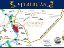 HOT HOT HOT !!! Đất Nền Long Hưng city siêu dự án ven sông ĐỒNG NAI kỳ quan sông nuoc TP Biên Hòa