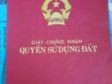 Bán lô đất sổ đỏ chính chủ xã Vang Quới Đông, Bình Đại, Bến Tre.