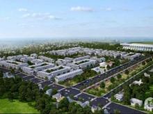 Chỉ cần hơn 700 triệu sở hữu ngay lô đất 150m2 mặt tiền chợ ngay KCN