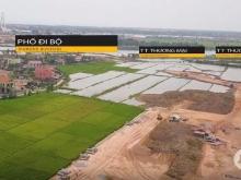 Đất F1 dự án sân bay Đồng Hới mở rộng 160m 2 đường 15 m