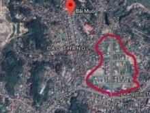 bán đất nền trung tâm thành phố Hạ Long