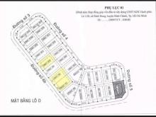 Cần bán lô đất nền biệt thự 279,5m2, view sông, giá 30tr/m2, khu dân cư Happy City Bình Chánh