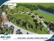 Đất nền Bình Chánh, MT đường Nguyễn Hữu Trí, 120m2, gần cầu chợ đệm, LH: 0931044979