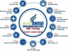 DỰ ÁN RIVER TOWN CỦ CHI LAN PHƯƠNG REAL