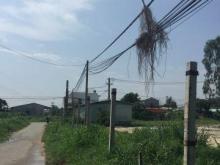 Đất Mặt Mặt Tiền Đường Nhựa gần cổng sau KCN Đông Nam xã Hòa Phú, Củ Chi