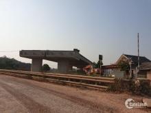 Bán đất sổ đỏ chính chủ diện tích 135m2, ngay sát quốc lộ 37 và tuyến nhánh nút giao lên cao tốc Bắc Giang Lạng Sơn
