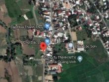 Tôi chính chủ cần tiền bán gấp lô đất xã Vĩnh Phương, mặt tiền rộng 8m (QH 20m)