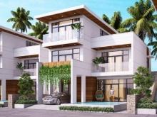 Biệt thự Biển, giá 11 triệu/ m2. Sổ hồng riêng. Dự án Sentosa Villa.