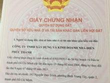 Bán lô B56 Centana Điền Phúc Thành, quận 9, TPHCM