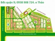 Bán đất nền dự án phát triển nhà quận 3, p phú hữu quận 9