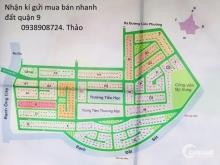 Giá rẻ nhất dự án Phú Nhuận p phước long b  , đường 20m , vị trí đẹp