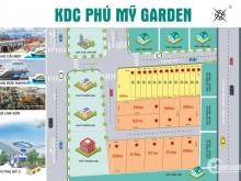 Đất nền KDC Phú Mỹ giá chỉ từ 2,3tr/m2