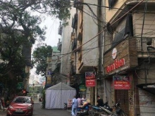 Bán nhà mặt ngõ kinh doanh đỉnh ở Nguyễn Chí Thanh 40m2, giá 8,9 tỷ, ngõ 2 ô tô tránh nhau.