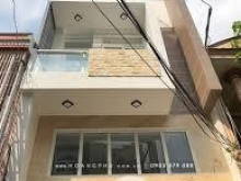 Bán gấp nhà DT 5x15, lầu đúc mặt tiền chợ Thuận Đạo, SHR bao sang tên 0949106194