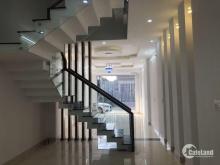 Bán nhà 1 trệt 3 lầu mới xây rất đẹp kdc D2D Võ Thị Sáu Thống Nhất.