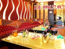 Tòa nhà 4 tầng, ngang 10Mét, Mặt tiền Nơ Trang Long, 20 Phòng Karaoke, Thu nhập khủng